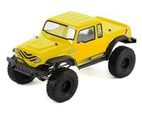 """ECX Barrage Gen2 1.55"""" 1/12 4WD RTR Crawler (Yellow)"""