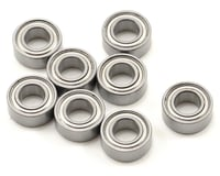 ECX RC Metal Shield Wheel Bearing Set (8)