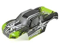 ECX AMP Monster Truck Body (Black/Green)