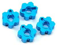 ECX Boost Aluminum Wheel Hex Set (Blue)
