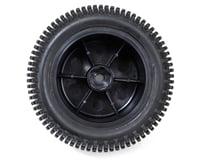 Image 2 for ECX Premounted Rear Tire (Black) (2) (Boost)