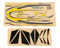 E-flite Conscendo Evolution Decal Sheet