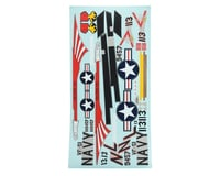 E-flite F-4 Phantom II 80mm Decal Set