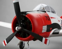 E-flite T-28 Trojan 1.2m Bind-N-Fly Basic Electric Airplane