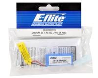 Image 2 for E-flite 2S LiPo Battery 25C (7.4V/200mAh)