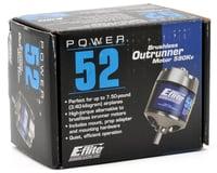 Image 3 for E-flite Power 52 Brushless Outrunner Motor (590kV)