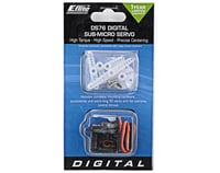 Image 3 for E-flite DS76 7.6-Gram Digital Sub-Micro Servo