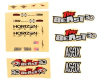 E-flite UMX Beats 3D Decal Set | alsopurchased