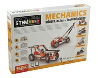 Elenco Electronics Engino STEM Wheels, Axles & Inclined Planes | relatedproducts