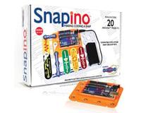 Elenco Electronics Snapino - Making Coding a Snap - Snap Circuits and Arduino Compatible