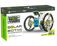 Elenco Electronics Elenco Teach Tech SolarBot.14 | Transforming Solar Robot Kit