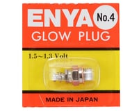 Enya #4 Standard Glow Plug (Medium-Hot)