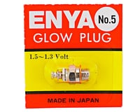 Enya #5 Standard Glow Plug (Medium)