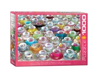 Eurographics 6000-5314 Tea Cups Collection 1000pcs