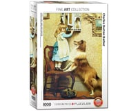 Eurographics 6000-5330 Little Girl and Her Sheltie 1000pcs