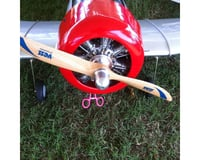 Image 3 for Evolution 7 Cyl 35cc 4 Stroke Glow Radial Engine