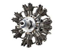 Evolution 7 Cyl 77cc 4 Stroke Glow Radial Engine