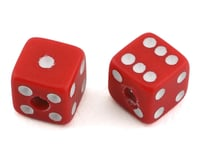 Exclusive RC Hanging Dice (Red)