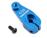 Exotek Aluminum AE HD Servo Horn (Blue) (25T - Futaba/Savox/ProTek) (Team Associated RC10 T4.2)
