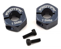 Exotek EB410 Aluminium Wheel Hex (2) (+7.5mm Wide) | relatedproducts