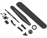 Exotek TLR 22 Carbon Fiber Adjustable Wheelie Bar Set (Losi 2.0)