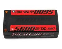 Fantom Pro Series HV Shorty 2S LiPo 130C Battery (7.6V/5600mAh)