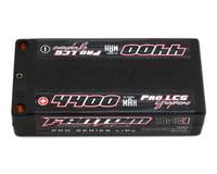 Fantom Pro Series LCG Shorty 2S LiPo 130C Battery (7.4V/4400mAh)