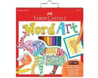Faber-Castell Do Art Word Art