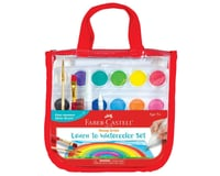 Faber-Castell Young Artist Learn To Watercolor Se