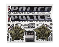 Image 2 for Firebrand RC The Cop Kit Police Lights w/Decals