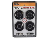 Image 2 for Firebrand RC Supafly 1/10 Wheel Hub LED Lights (Red)