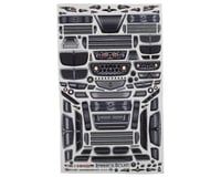 "Firebrand RC Grilles Multi-Fit Decal Sheet (8.5x14"") 