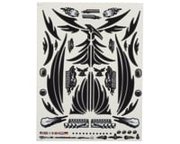 "Firebrand RC Concept Phoenix Decal (Black) (8.5x11"")"