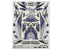 "Firebrand RC Concept Phoenix Decal (Blue) (8.5x11"") 