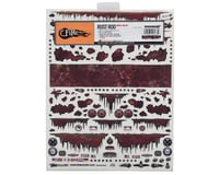 """Image 2 for Firebrand RC Rust Rod Decal Sheet (8.5""""X11"""")"""