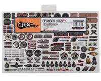 "Image 2 for Firebrand RC Sponsor Logos 1A (6x10"")"