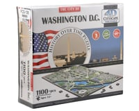 Image 2 for 4D Cityscape national Washington DC 4D Cityscape Timeline Puzzle (1100+ Piece)