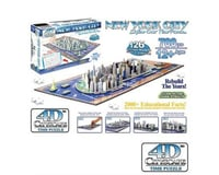 4D Cityscape New York City, USA 4D Cityscape Timeline Puzzle (7 | relatedproducts