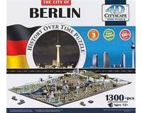 4D Cityscape Timeline Puzzles  4D Berlin Cityscape Timeline Puzzle 1400Pc Puzzle