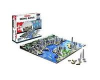4D Cityscape Timeline Puzzles  Hong Kong 4D Cityscape Timeline Puzzle 1000Pc Puzzle