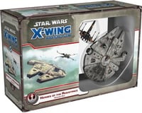 Fantasy Flight Games Fantasy Flight Star Wars: X-Wing - Heroes of the Resistance Game Expansion Pack