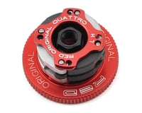 "Fioroni 34mm Quattro ""Original RED"" 4-Shoe Adjustable Clutch System (Losi 8IGHT-T 2.0)"