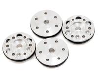 Fioroni 16mm Ergal Dual Action 6 Hole Shock Piston Set (4) (OFNA Jammin X1-CRT)
