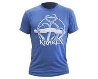 Flite Test Kraken Logo T-Shirt (Vintage Royal)