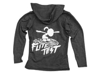 Image 2 for Flite Test FT Ladies Pullover Hoodie (M)