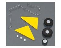 Flyzone Landing Gear with Wheels: Micro Super Cub