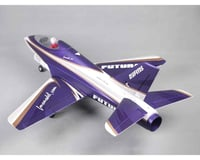 Image 3 for FMS Futura Plug-N-Play Electric Ducted Fan Jet Airplane (Purple) (1060mm)