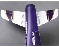 Image 4 for FMS Futura Plug-N-Play Electric Ducted Fan Jet Airplane (Purple) (1060mm)