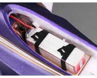 Image 5 for FMS Futura Plug-N-Play Electric Ducted Fan Jet Airplane (Purple) (1060mm)