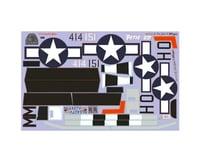 Decal Sheet: P51D Petie 1400mm V7 (FMS P-51D Mustang Petie)